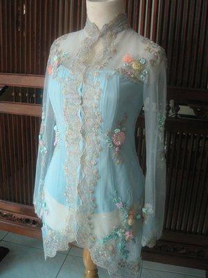 ... ethnic dress: Gambar Kebaya Modern Muslim Serta Mod