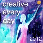 Creative Every Day Challenge 2012