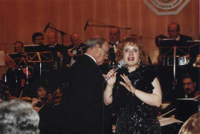 Susana Mir Con la Orquesta Juan de Dios Filiberto