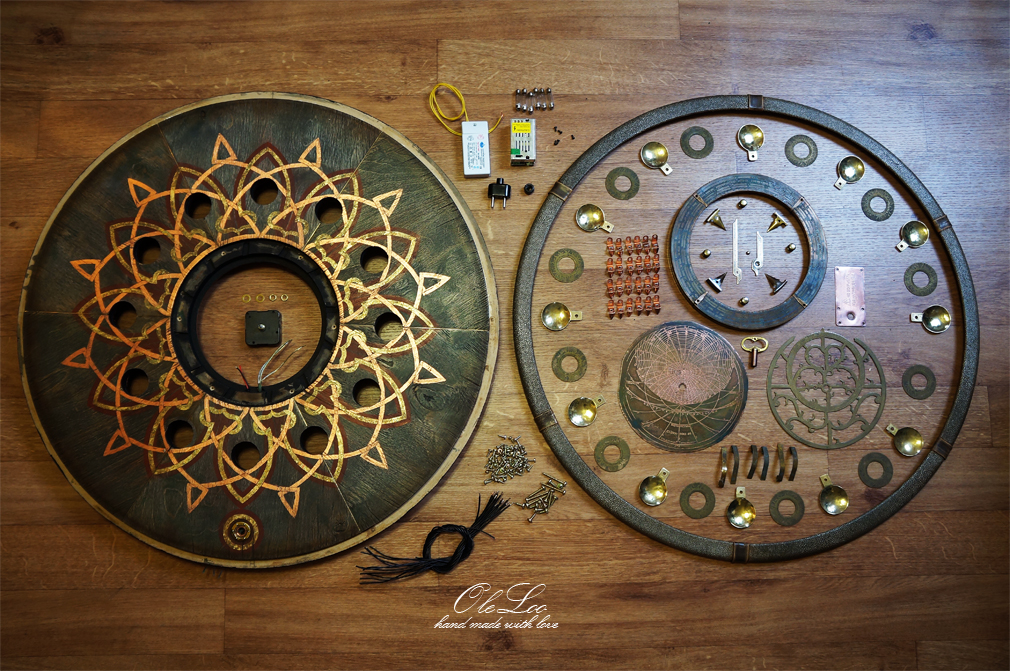 Large Decorative Wall Clocks | Home Design Ideas