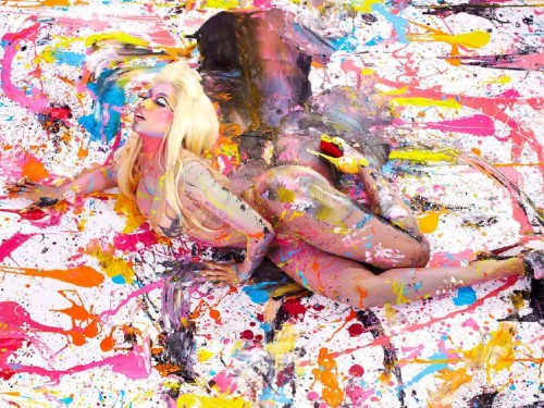 Nicki-Minaj-Unmasks-Messy-Roman-Reloaded-Promo-Pics