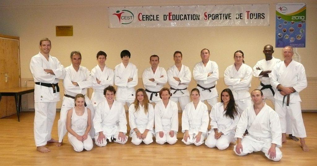 club karate tours