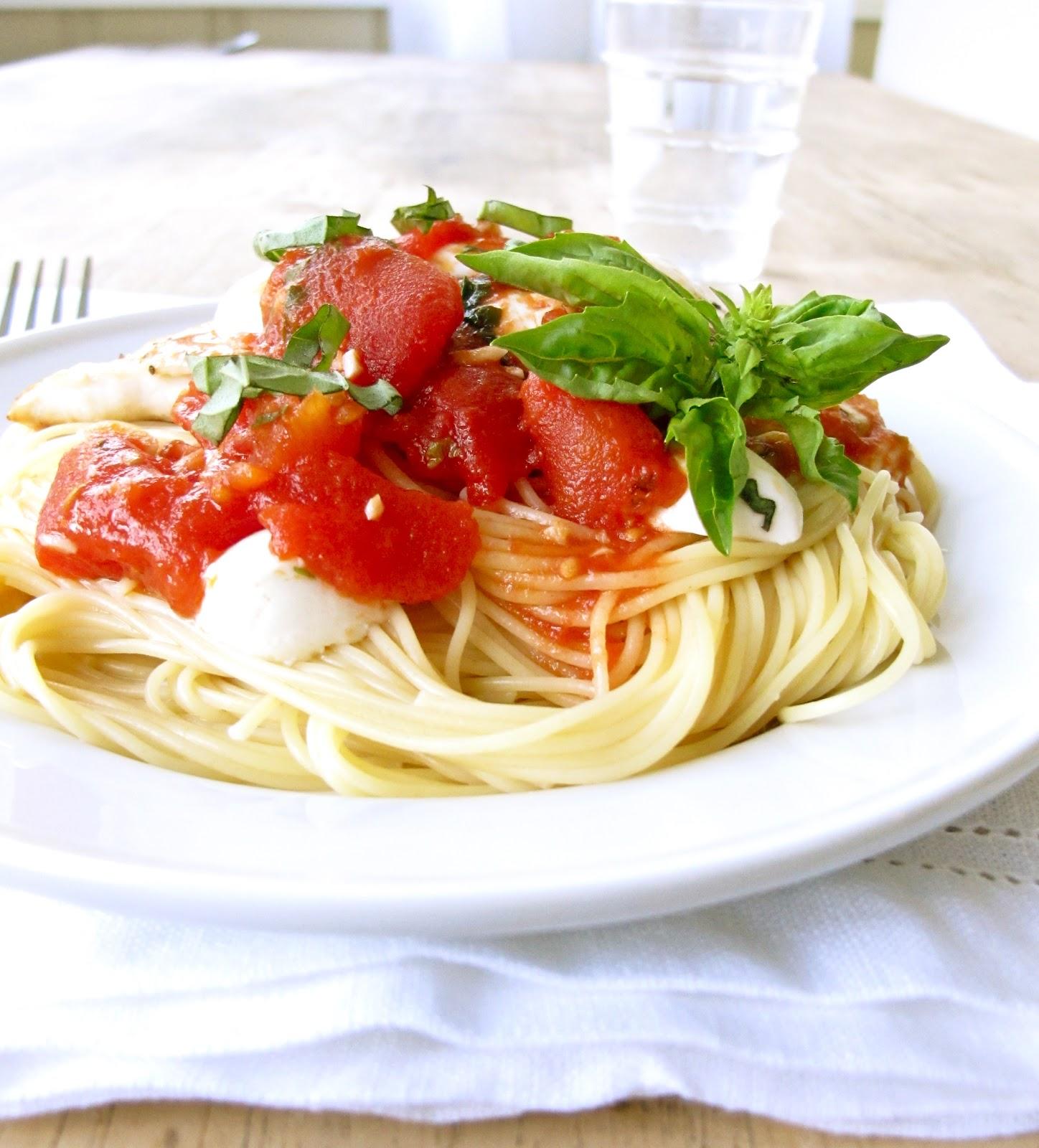 Jenny Steffens Hobick: Chicken Parmesan Recipe | Fresh ...