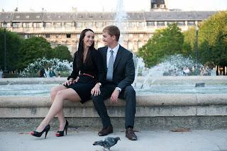 paris france wedding photography