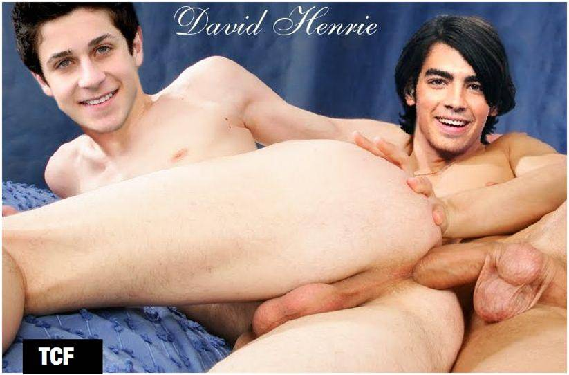 from Kane david henrie in his pubes