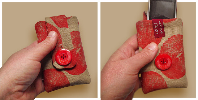 phone pocket by frauschoenert