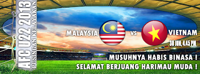Malaysia Vs Vietnam 30 Jun 2012