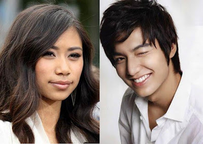 Lee Min Ho and Jessica Sanchez are now officially Bench endorsers