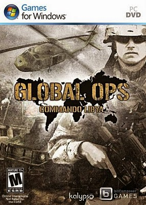 Ops global: Commando Libya