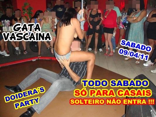 Caricia S Swing Club As Melhores Festas De No Rio Janeiro