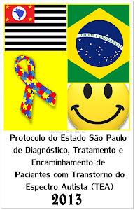 Protocolo do Estado São Paulo de Diagnóstico, Tratamento e Encaminhamento de Pacientes com TEA
