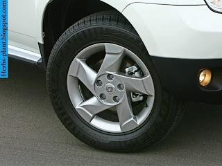 Renault duster car 2012 tyres/wheels - صور اطارات سيارة رينو داستر 2012