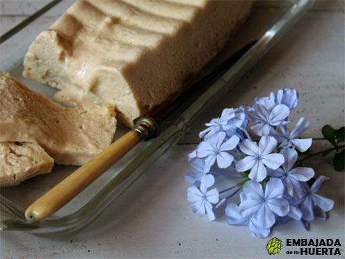 Pudding de espárragos y atún Receta