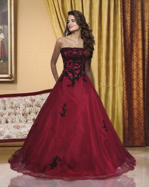 Tips to Choose the Best Gothic Wedding Gowns ~ HairStyles Blog