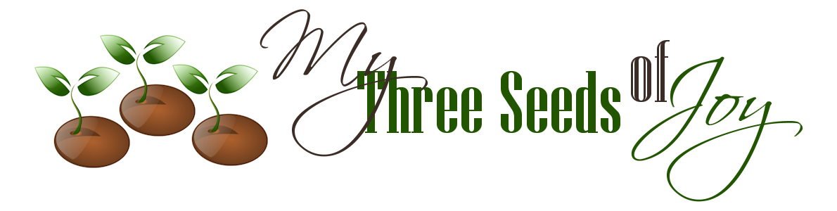 My Three Seeds of Joy Homeschool