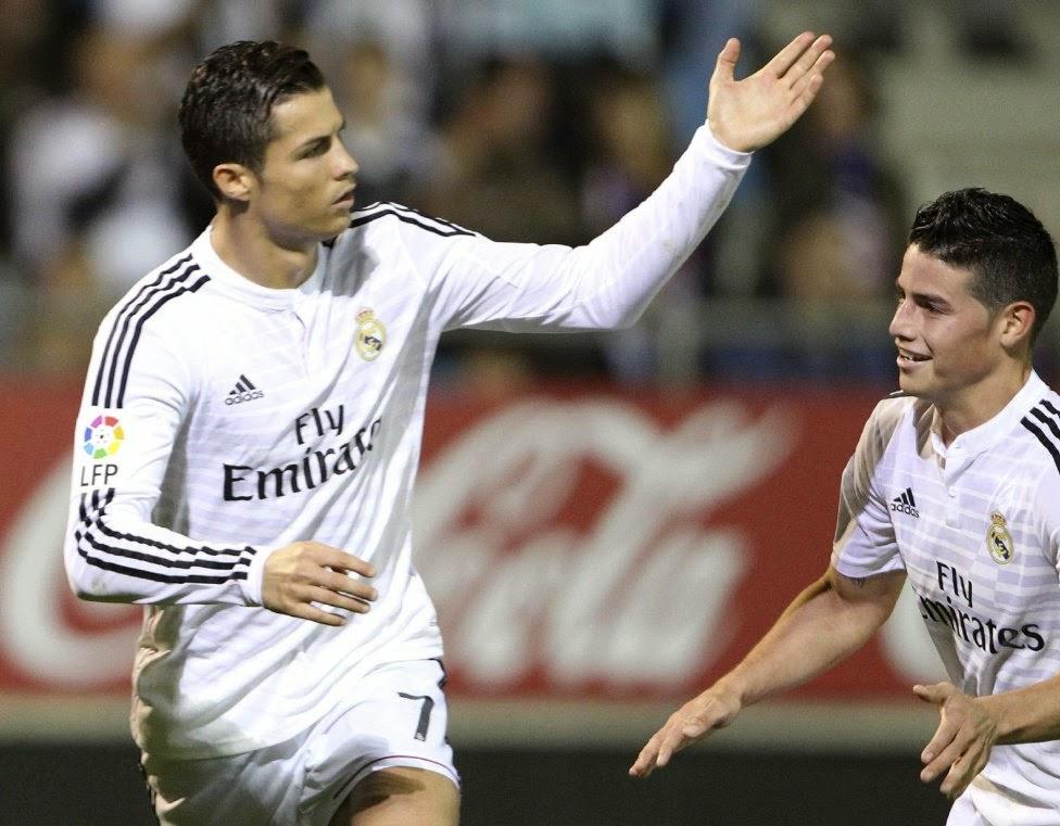 Spanish Liga 2014