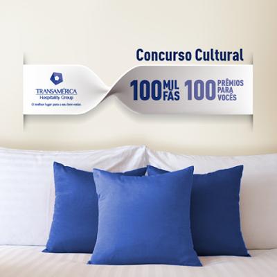 Concurso Cultural 100 mil prêmios para vocês