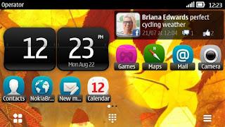 Symbian Belle следующая версия ОС от Nokia