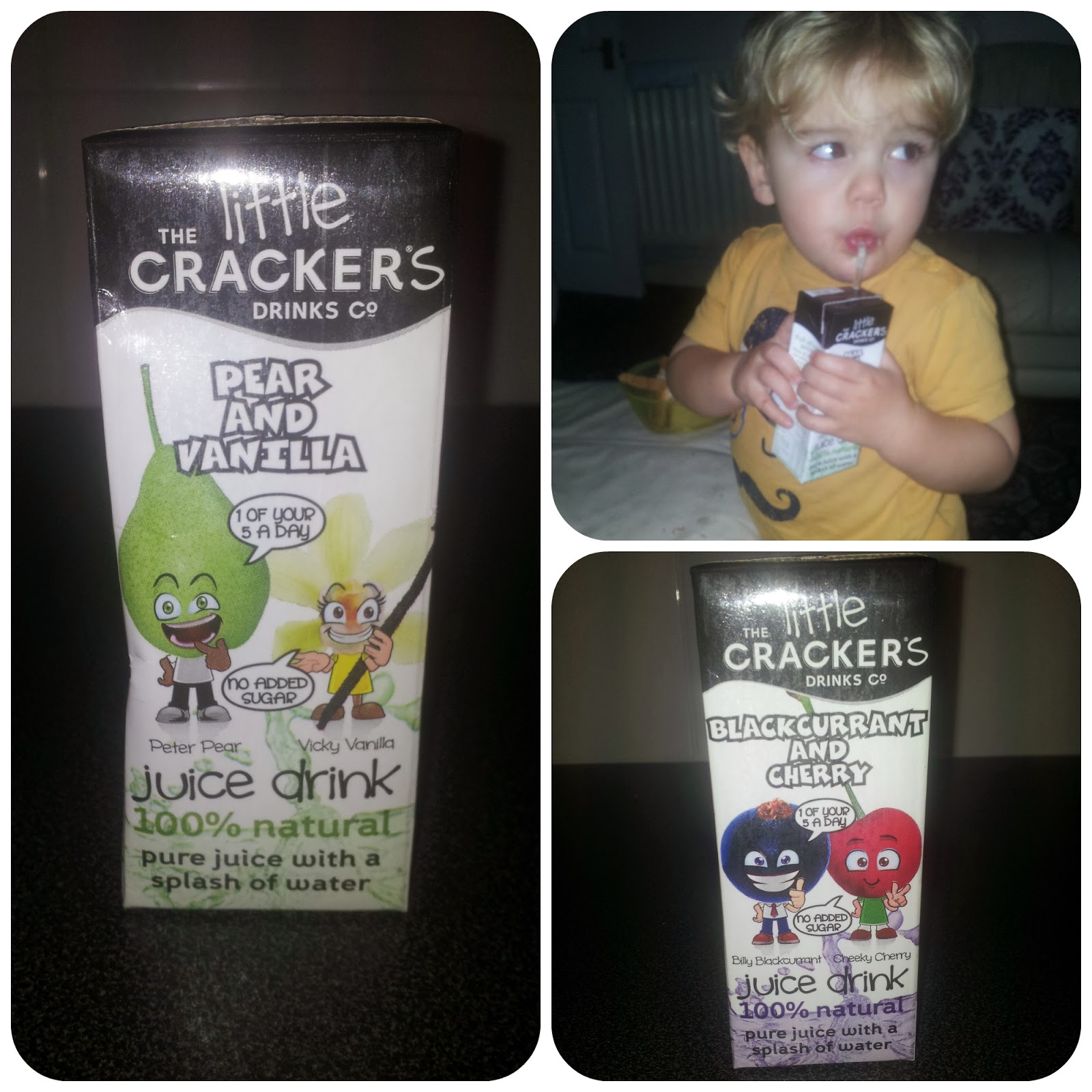 Little Crackers Drinks Co. My Mummys World