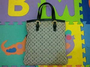 Louis Vuitton Monogram Canvas Bag(SOLD)