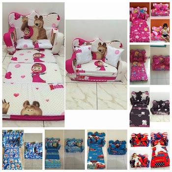 PUSAT GROSIR SOFA BED TWINS - PUSAT GROSIR BONEKA MURAH