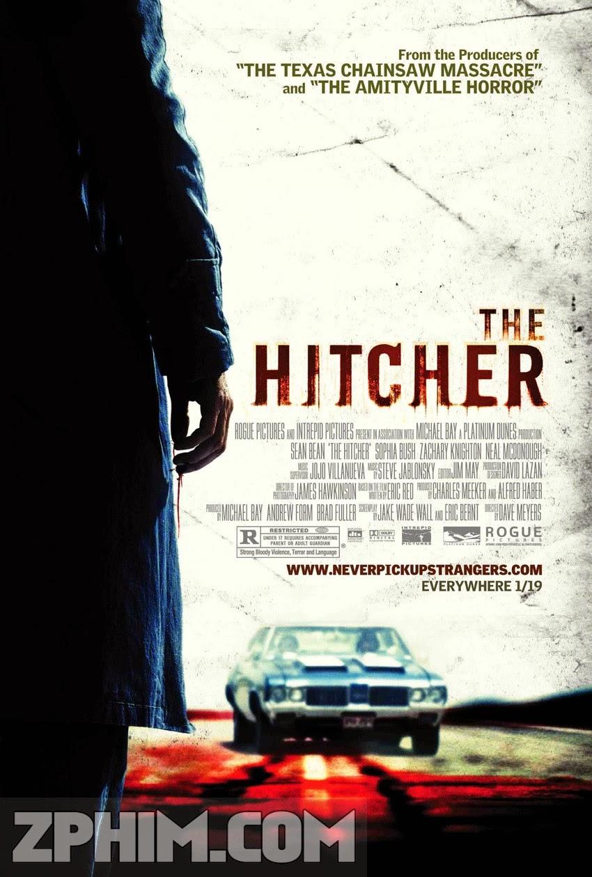 Kẻ Đón Đường - The Hitcher (2007) Poster