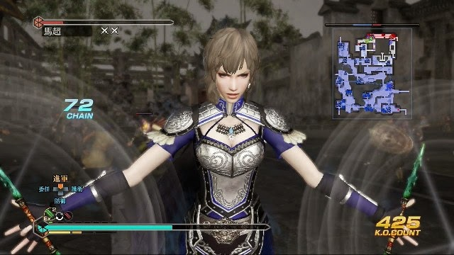 Dynasty Warriors 8 Empires PC Games Screenshots