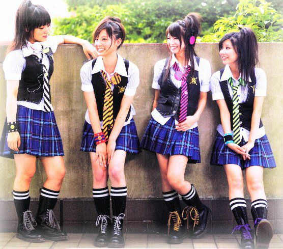 SCANDAL Japan Girls Band