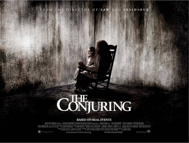 Watch The Conjuring (2013) Full Movie Online For Free