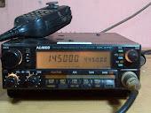 Alinco DR 570 dual band (VHF dan UHF)