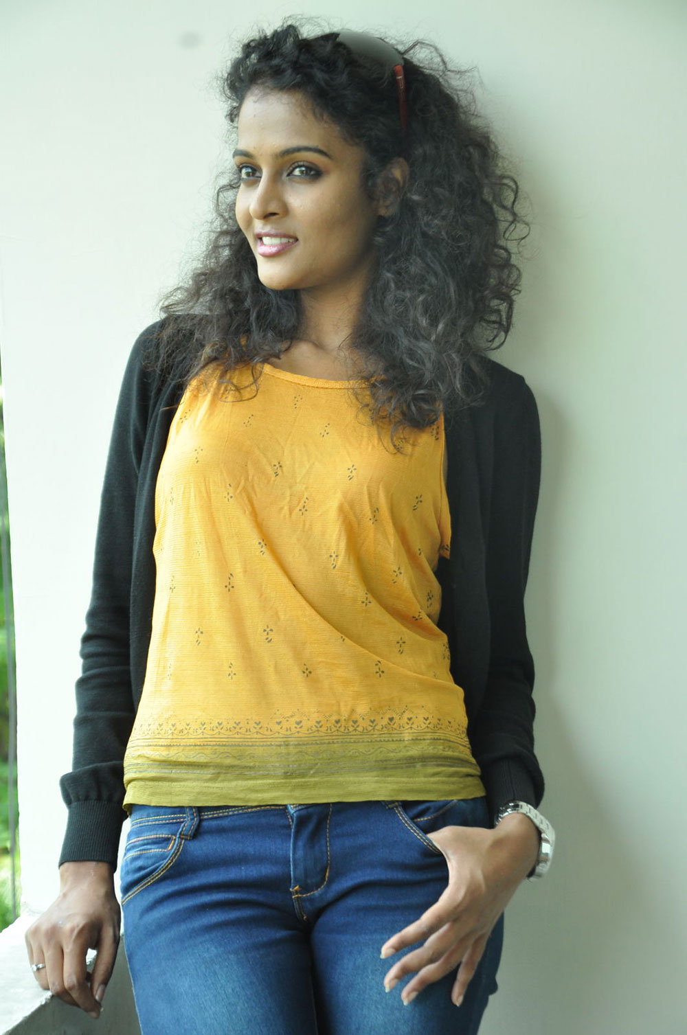 cute and confident Sonia deepthi latest photos gallery