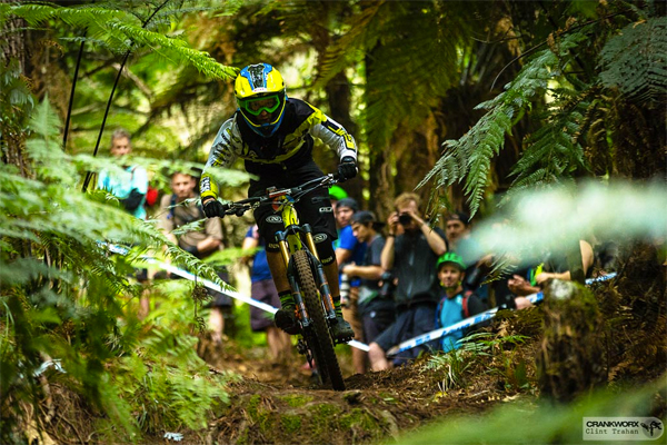 Inaugural Crankworx Rotorua Recap