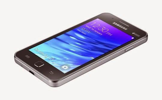 Samsung, Samsung Z1, Tizen OS