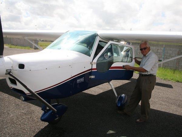 Fábrica de aviões em Campina Grande