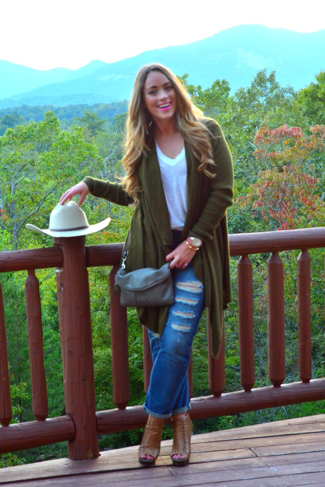 The Perfect Cardi | Brittany Ann Courtney