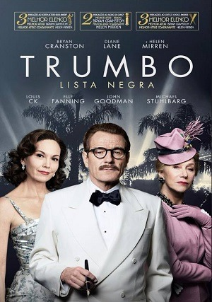 Filme Trumbo - Lista Negra BluRay 2015 Torrent