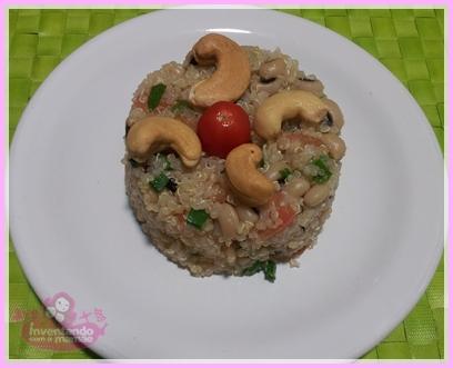 Receitas com quinoa