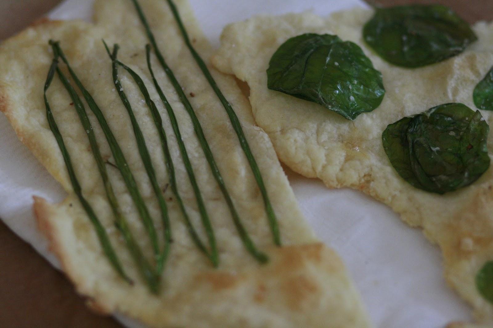 Experimente aus meiner Küche: Kräutergartencracker #breadbakingfriday