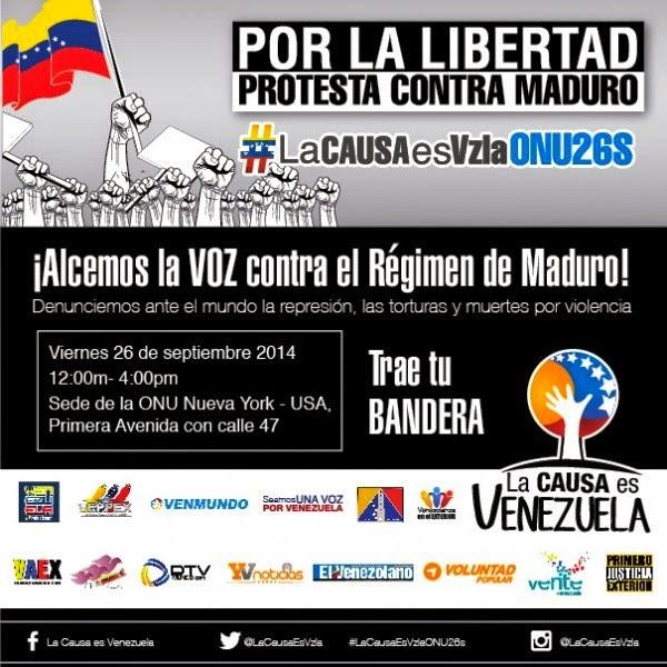 Contra o Regime de Maduro