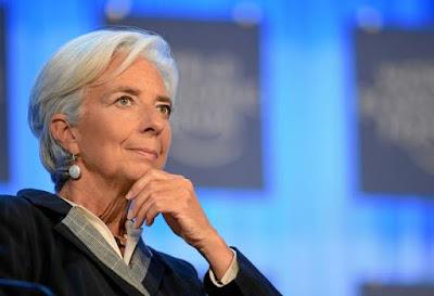 Λαγκάρντ: Δεν έτυχα καλής αντιμετώπισης από την Ελλάδα