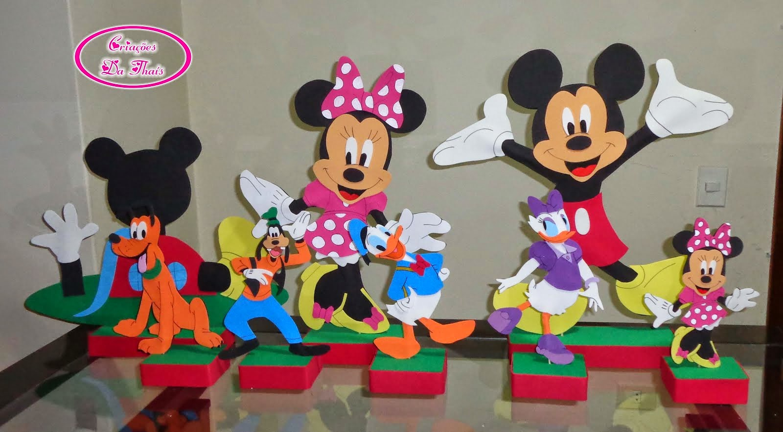 PRONTA ENTREGA:  Mickey Mouse