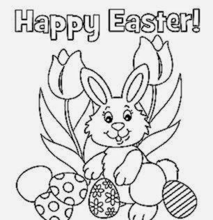 Free Easter Coloring Pages Pictures