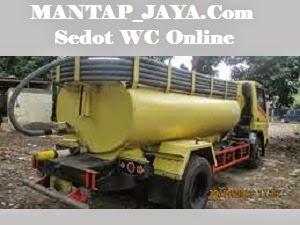 Jasa Tinja atau Sedot WC Kalibokor Surabaya 085733557739