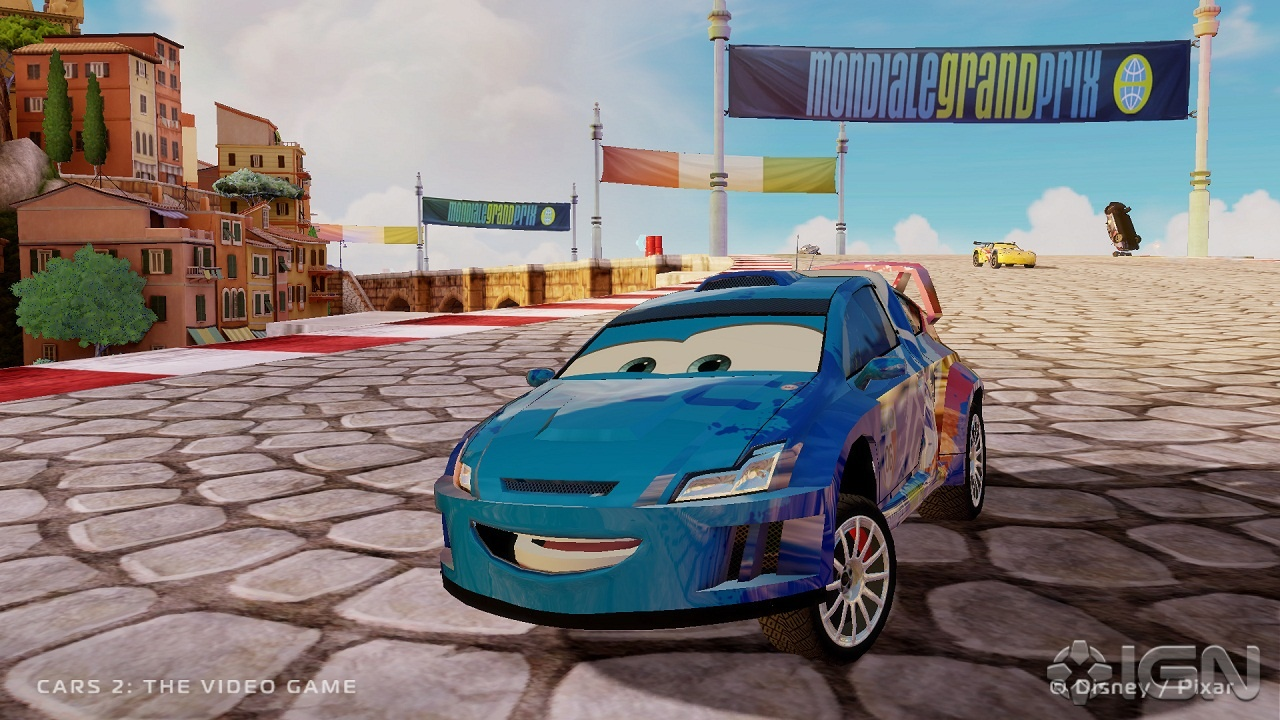 Download Cars 2 The Game Game Full Version For Free