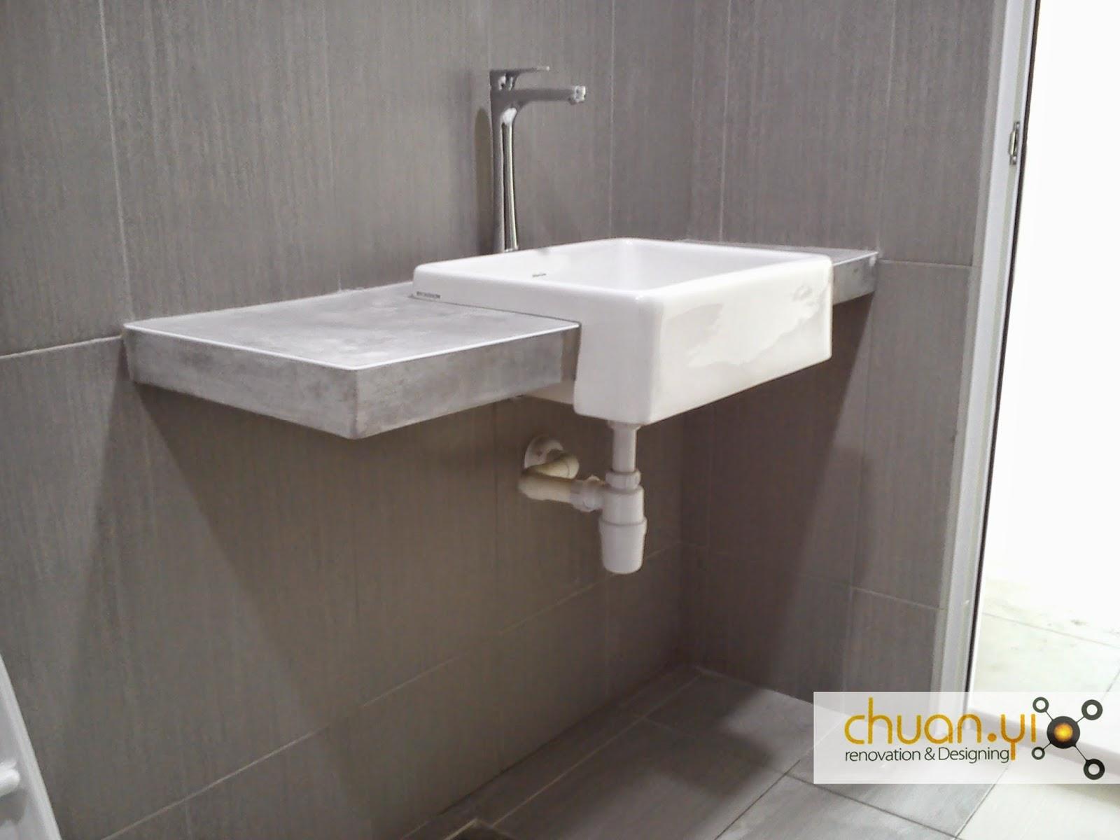 Chuan yi construction renovation sdn bhd master bath for E bathroom solution sdn bhd