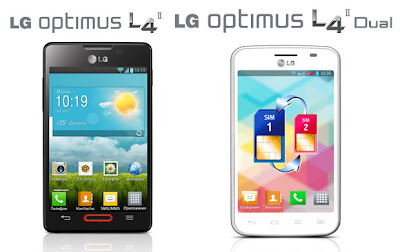 LG OPTIMUS L4 II FULL SPECIFICATIONS