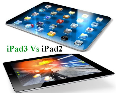 iPad 2 Vs iPad 3