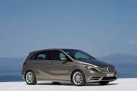 2012 New Generation Mercedes-Benz B 180 CDI W246 Official Photo