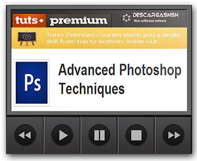 Tutsplus: Advanced Photoshop Techniques