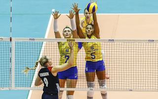 Tipos de ataque no Voleibol